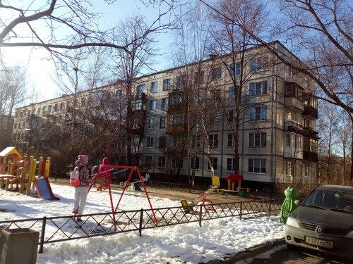 Авангардная ул. 45к1