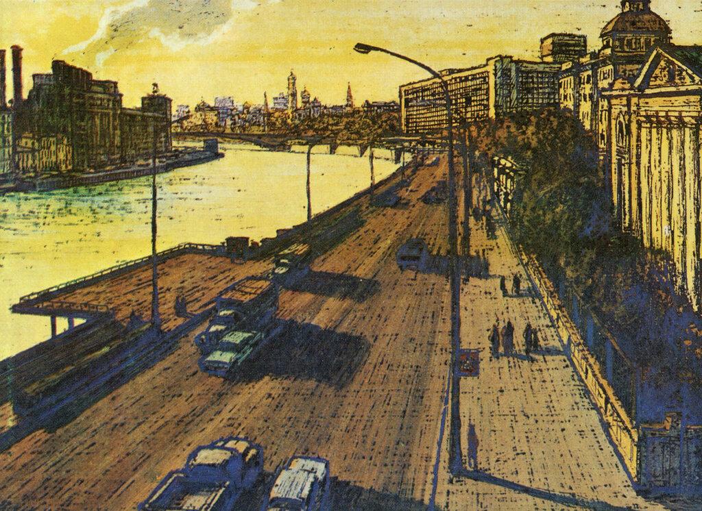 587358 Вид на Кремль от Большого Устьинского моста.jpg