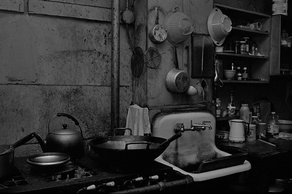 1982. Однокомнатная квартира,  Байяр-стрит