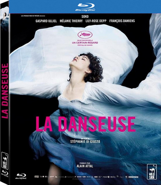 Танцовщица / La danseuse (2016/BDRip/HDRip)