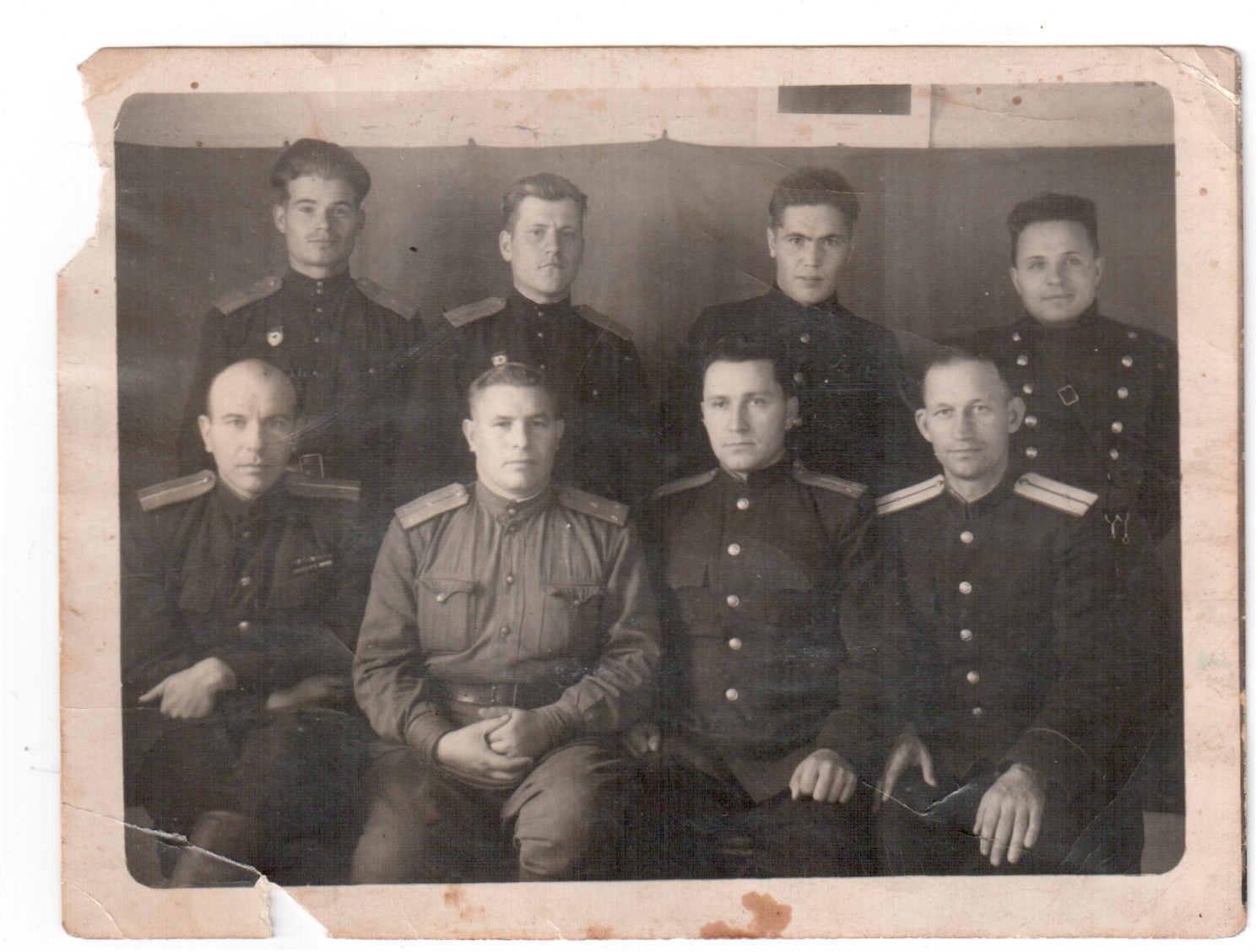 Рработа в милиции  1946 г.jpg