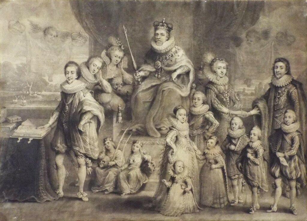 James I Progeny.JPG