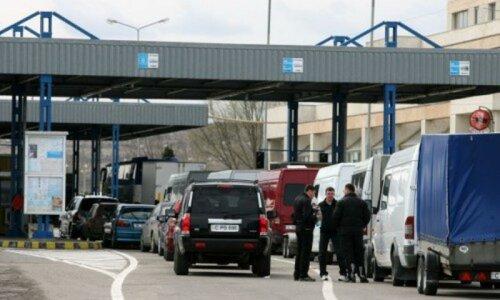 Виньета для иностранных авто в Молдове стала дороже