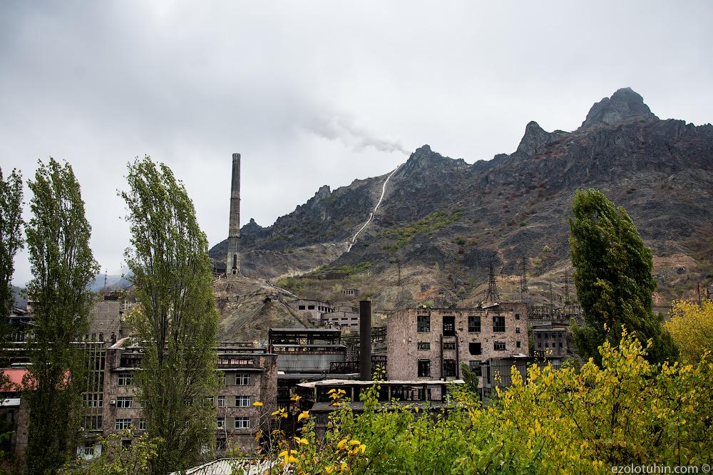 Заброшенная страна Армения