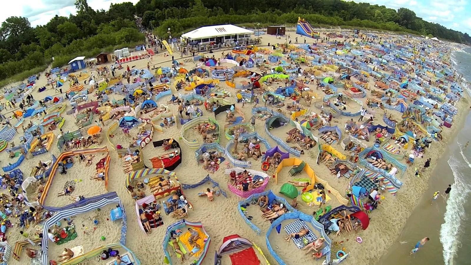 Свой кусочек пляжа