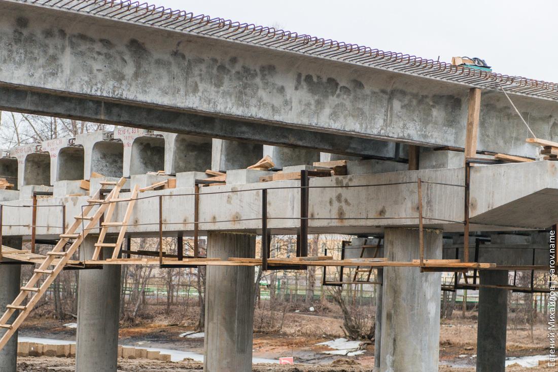 мост откроют в Сарове