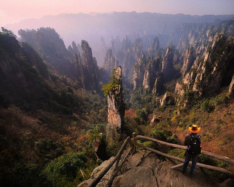 Гора Чжанцзяцзе