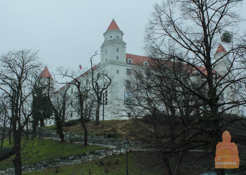 Дворец в Братиславском граде
