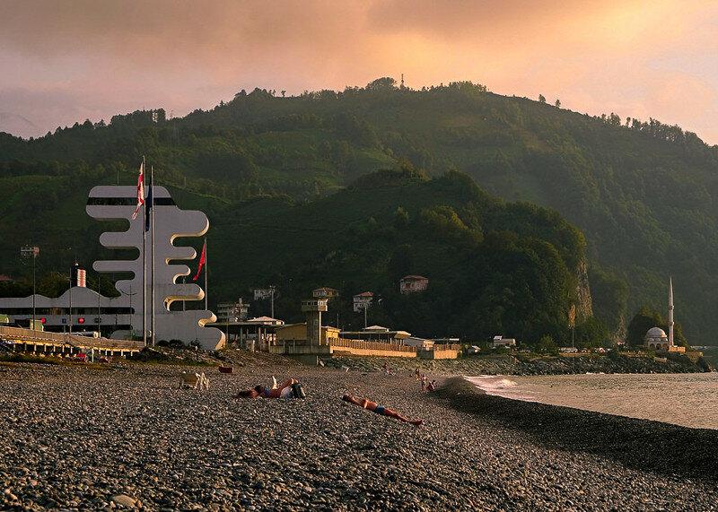 Отзывы о грузинских курортах на море