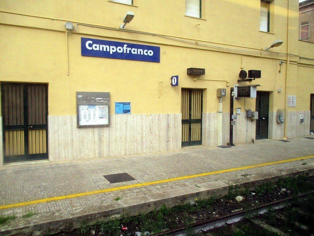Campofranco Station