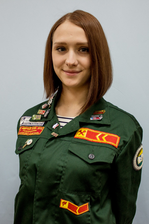 И.о. комиссара штаба – Иванова Валерия