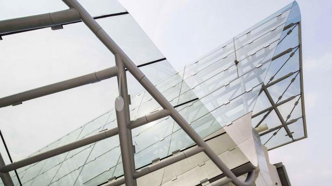 © modlar  Иэто неединственная особенность экологичного здания. Оно потребляет на40% меньше