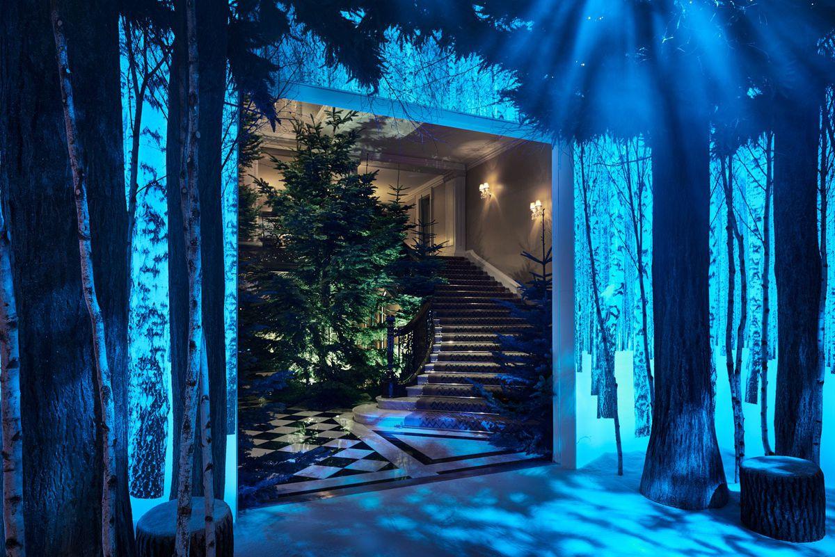 Седьмой год подряд лондонский отель приглашает влиятельных гостей, которые предлагают свое видение д