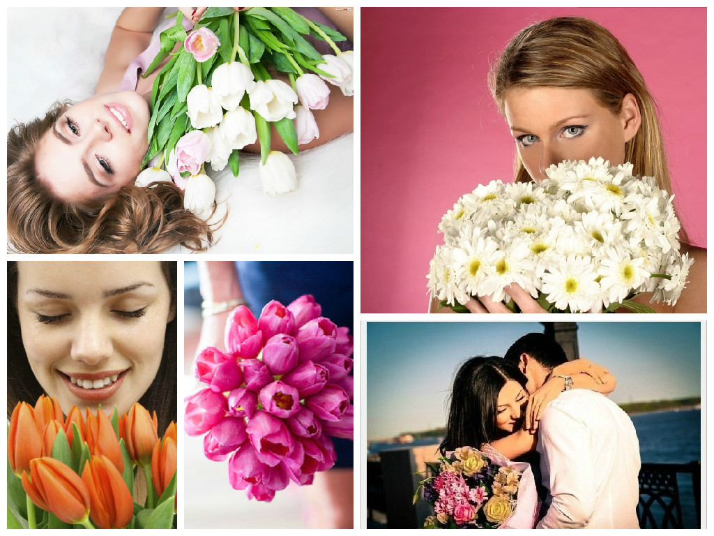 Есть множество способов, выбрать цветы для своей избранницы, это может зависеть от дня недели, торже