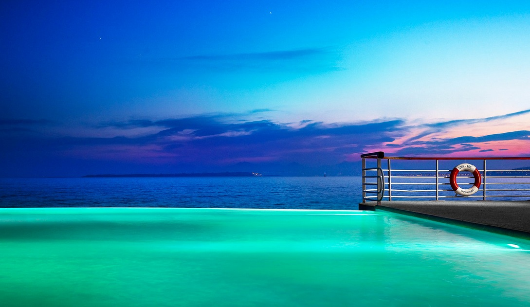 Греция. Отель Grace Santorini.