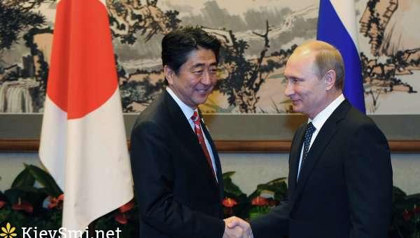 Kyodo: США выражали Токио негодование из-за визита В.Путина вЯпонию
