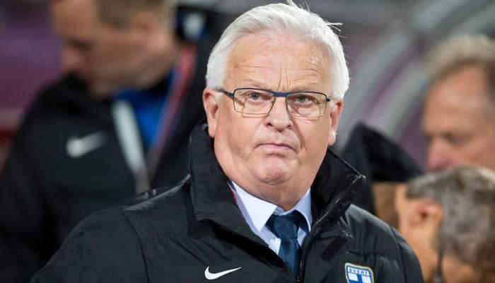 Сборная Финляндии осталась без тренера