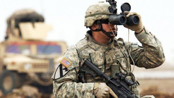 ВНорвегию прибыли американские военные для участия вучениях