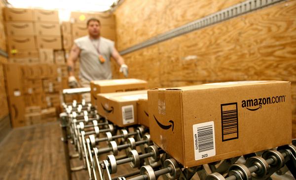 Прибыль Amazon в минувшем году увеличилась в 4 раза