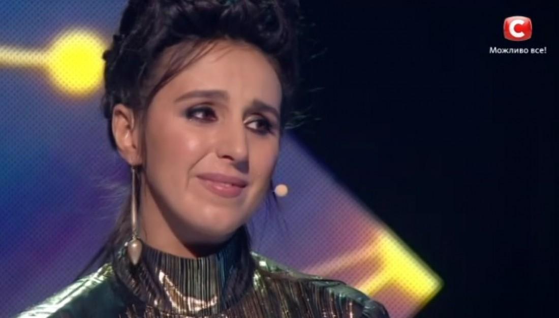 Джамала прослезилась откавера белорусов наеепесню с«Евровидения»
