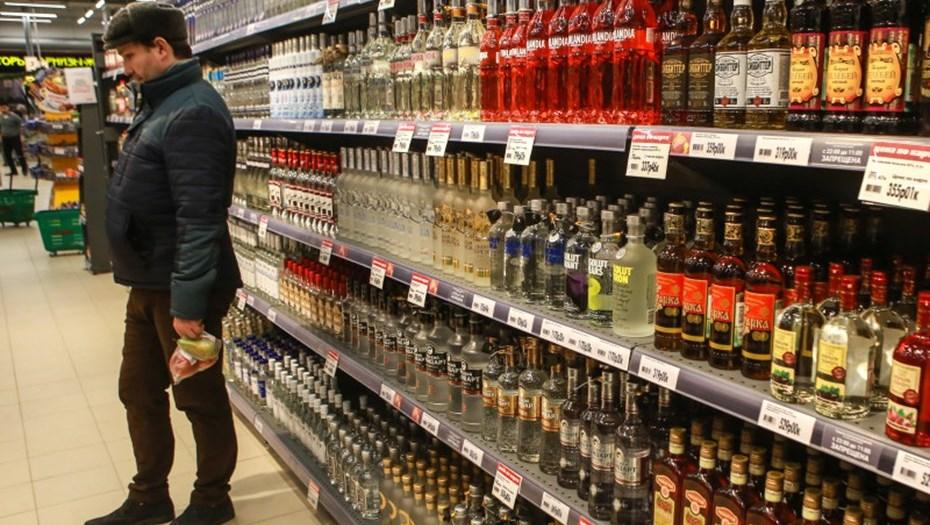 В государственной думе посоветовали запретить скидки на спирт
