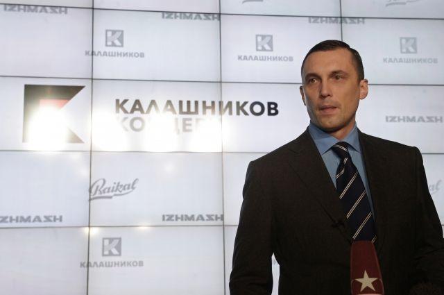 Гендиректор «Калашникова»: армия примет навооружение робота «Соратника»