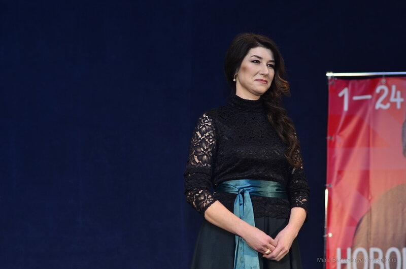 Женщина года, Саратов, СГАУ, 15 декабря 2016 года