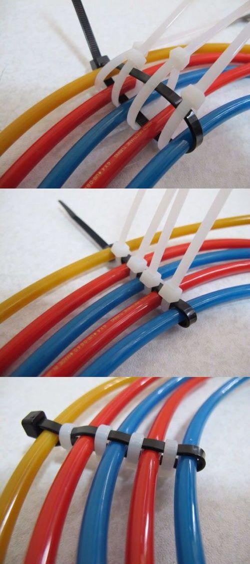 Разделение кабелей.