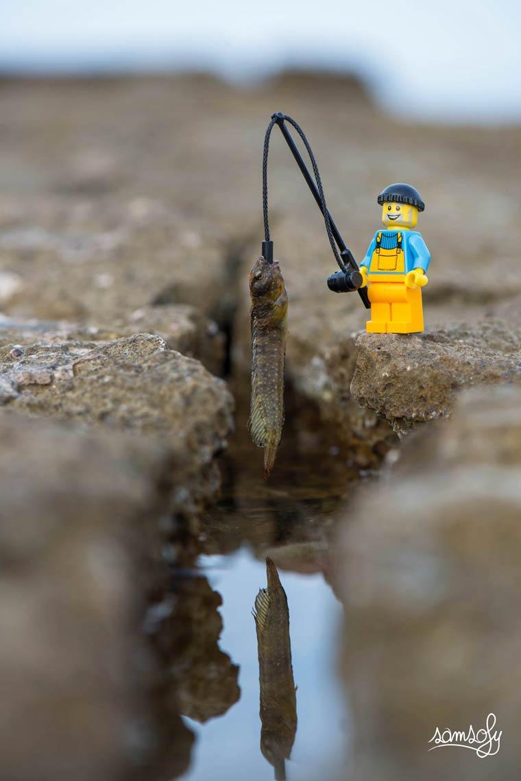 Legographie - The latest photographs of LEGO minifig by Samsofy