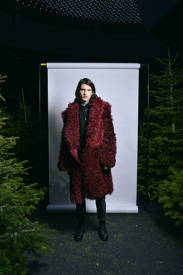 #PFW ESSIUS Fall Winter 2017.18 Collection