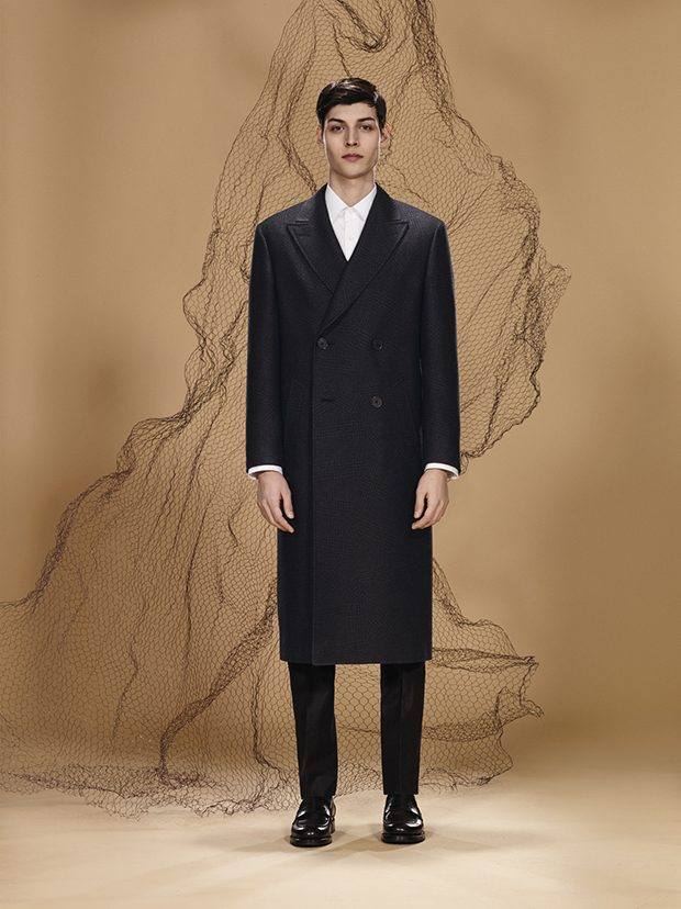 CANALI Autumn Winter 2017/18 Menswear Collection