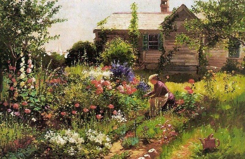 1 Abbott Fuller Graves (American artist, 1859 – 1936) Near Kennebunkport.jpg