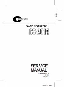 service - Инструкции (Service Manual, UM, PC) фирмы Mita Kyocera 0_137e2b_ce17a2e_orig