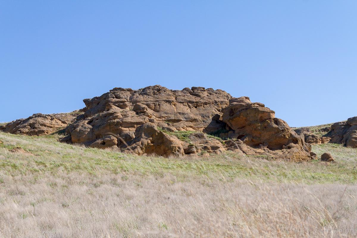 Поющие скалы Большое Богдо фото 6