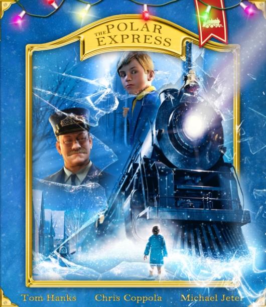 Полярный экспресс / The Polar Express (2004) HDRip 720p