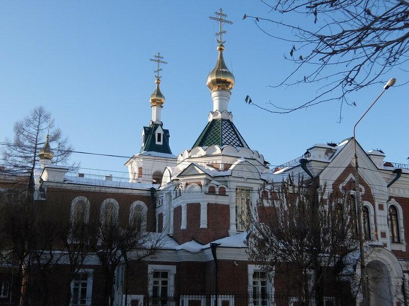 Красноярск - Приход Храма святого Иоанна Предтечи