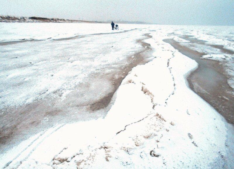 В пути ... В походе декабрьском, снежно-туманном,
