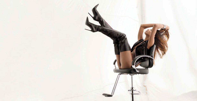Жасмин Тукс / Jasmine Tookes by Gilles Bensimon - Maxim february 2017