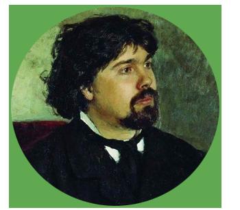Суриков-Василий-Иванович--(1848-1916).