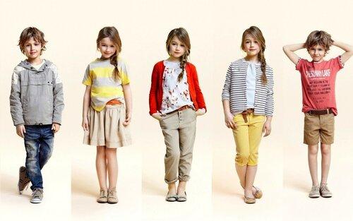 Где купить детскую одежду?