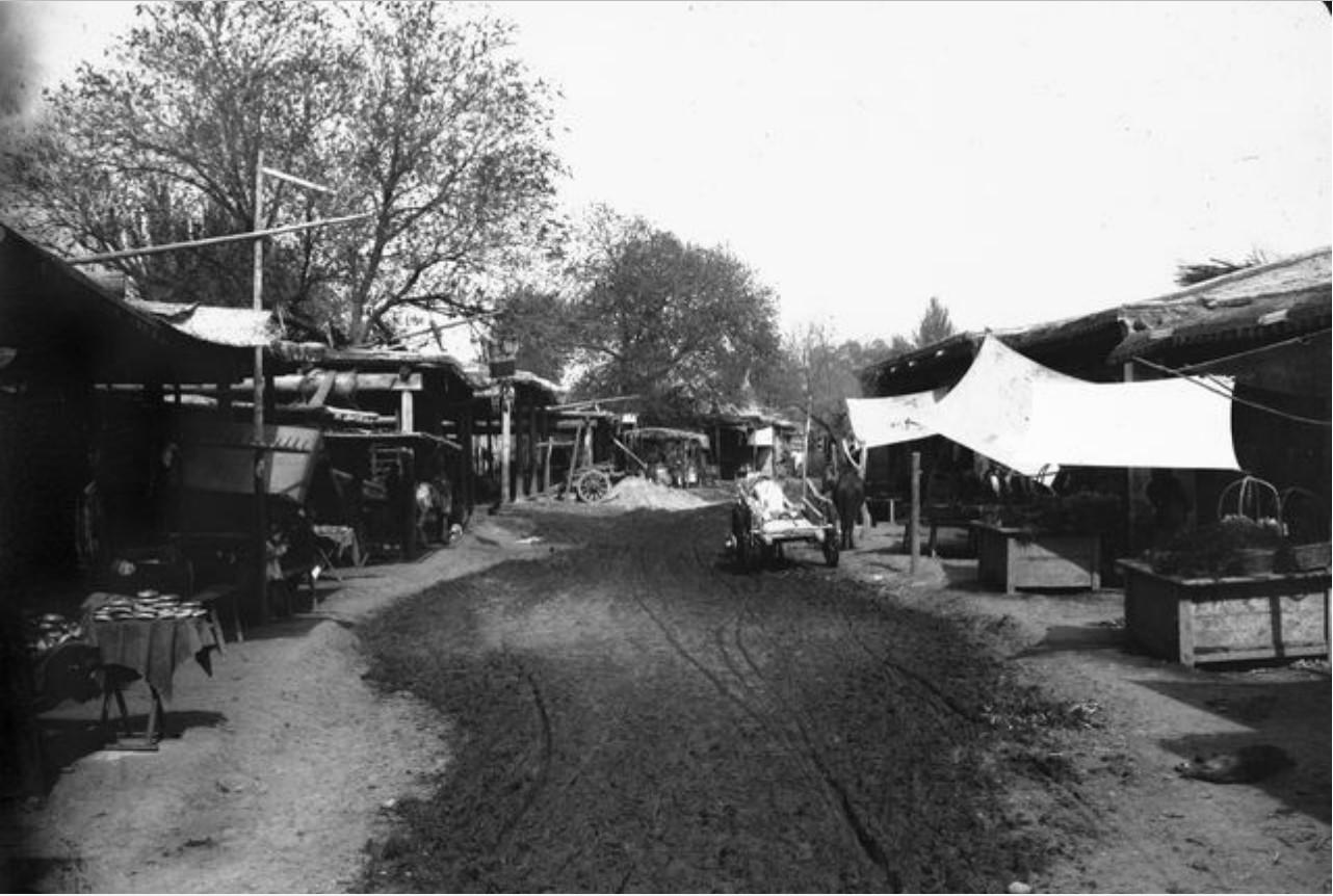 Кульджа. Восточный базар