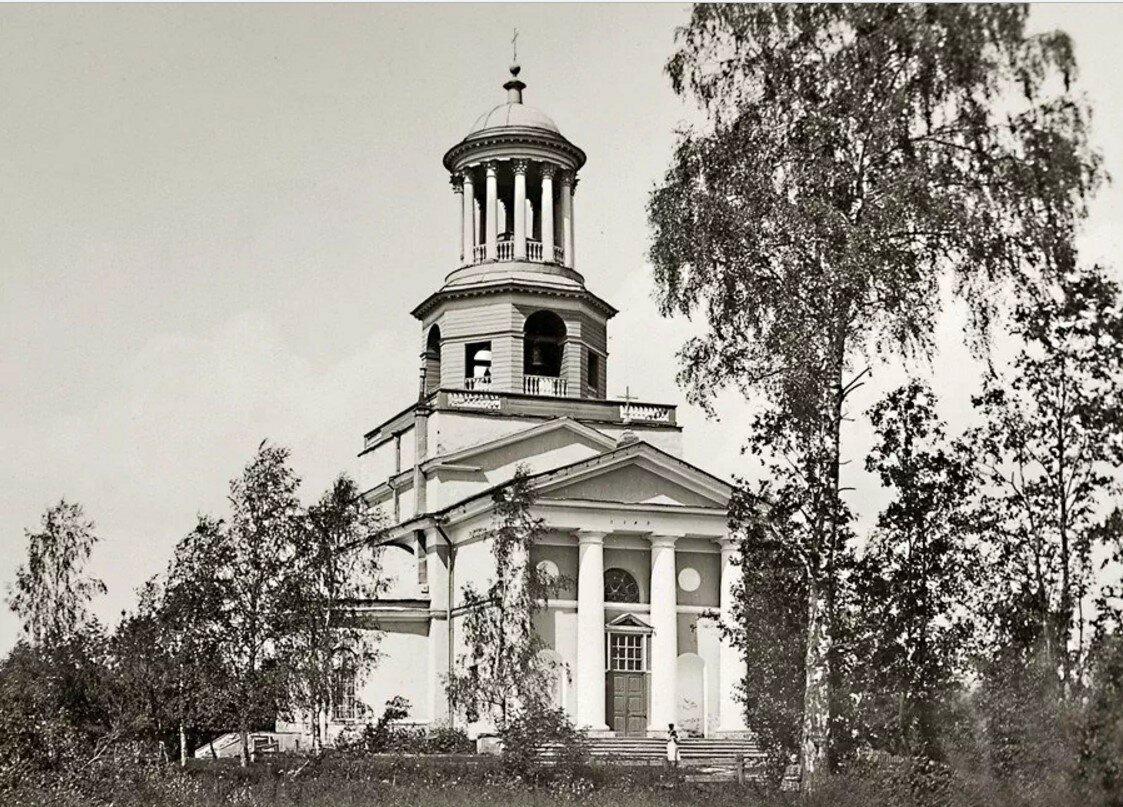 Мурино. Церковь св. Екатерины
