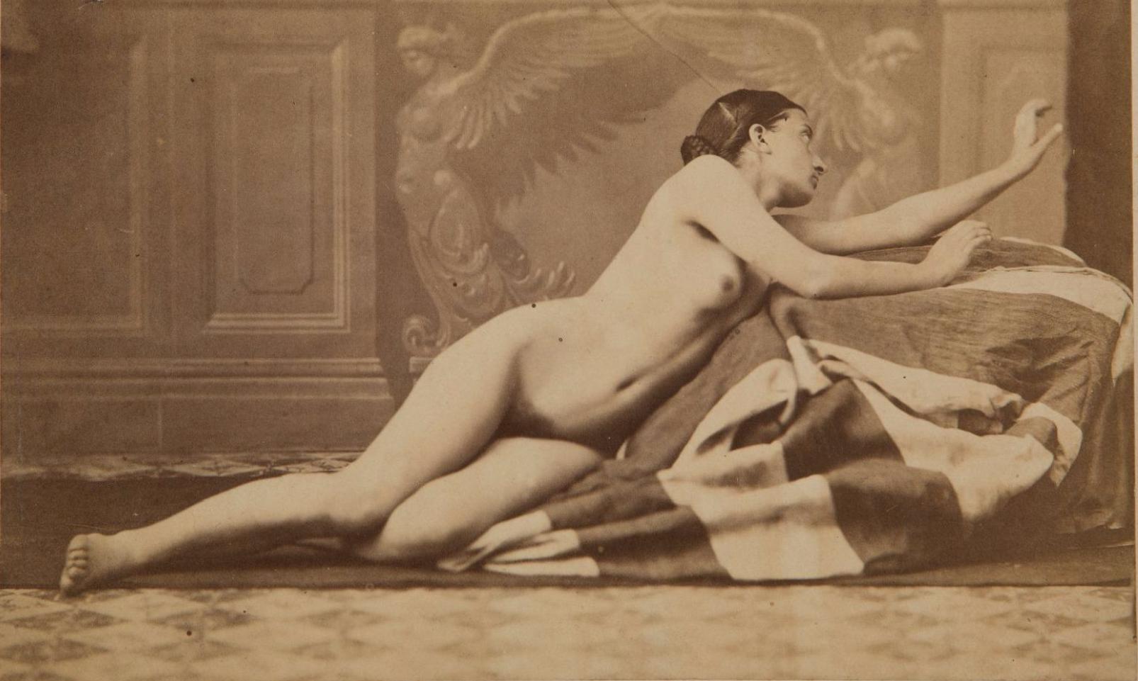1865. Гауденцио Маркони. Эротические этюды