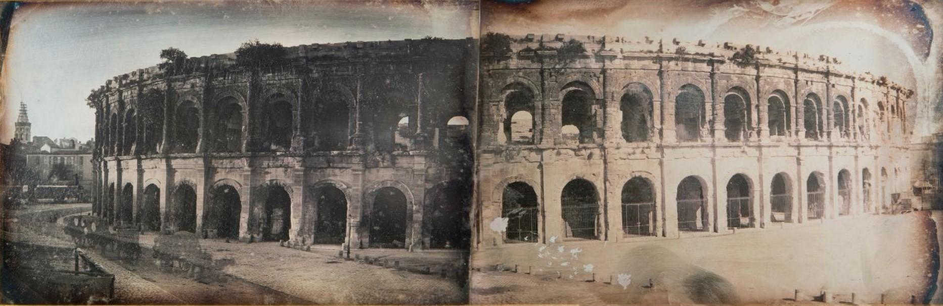 1845. Арена Нима