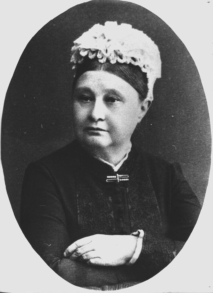 Мария Федоровна Морозова  урождённая Симонова (9 (21) февраля 1830 — 18 (31) июля 1911)