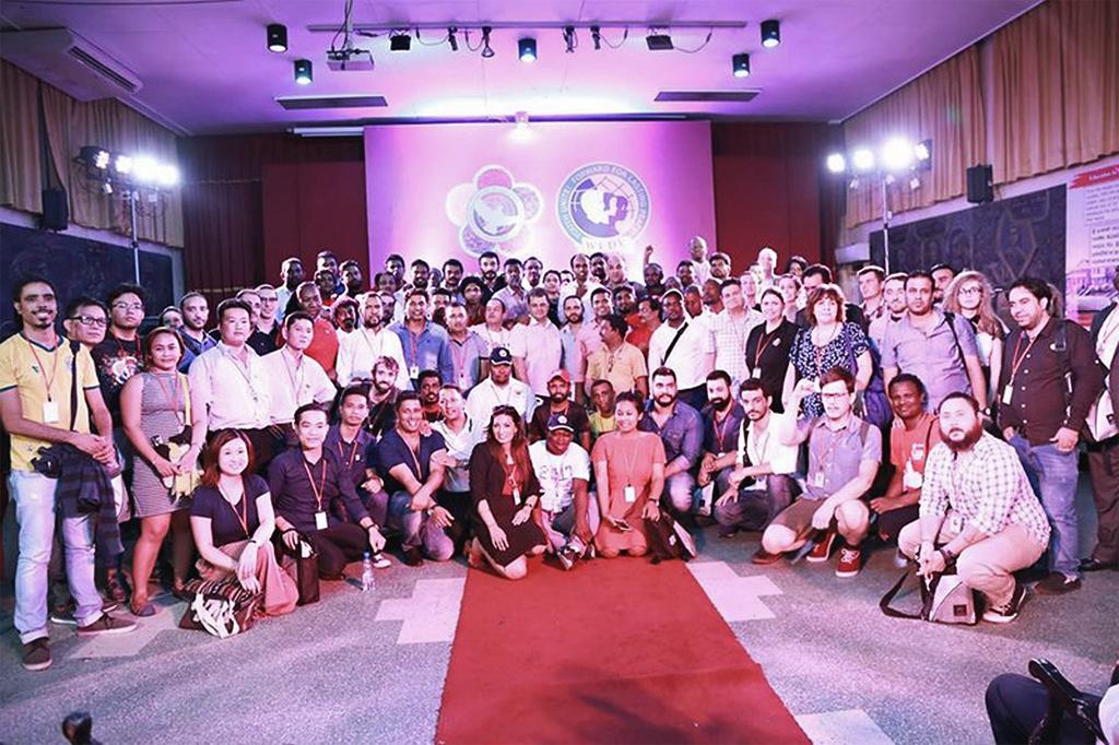 Митина 2017, 27мая, член Подготовительного комитета 19-го фестиваля молодёжи в Сочи, в Шри Ланке(1024)