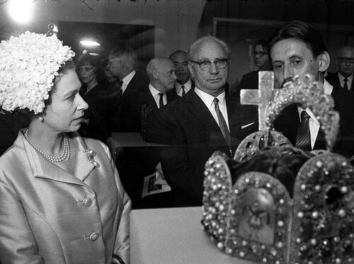 Austria Vienna Queen Elizabeth II