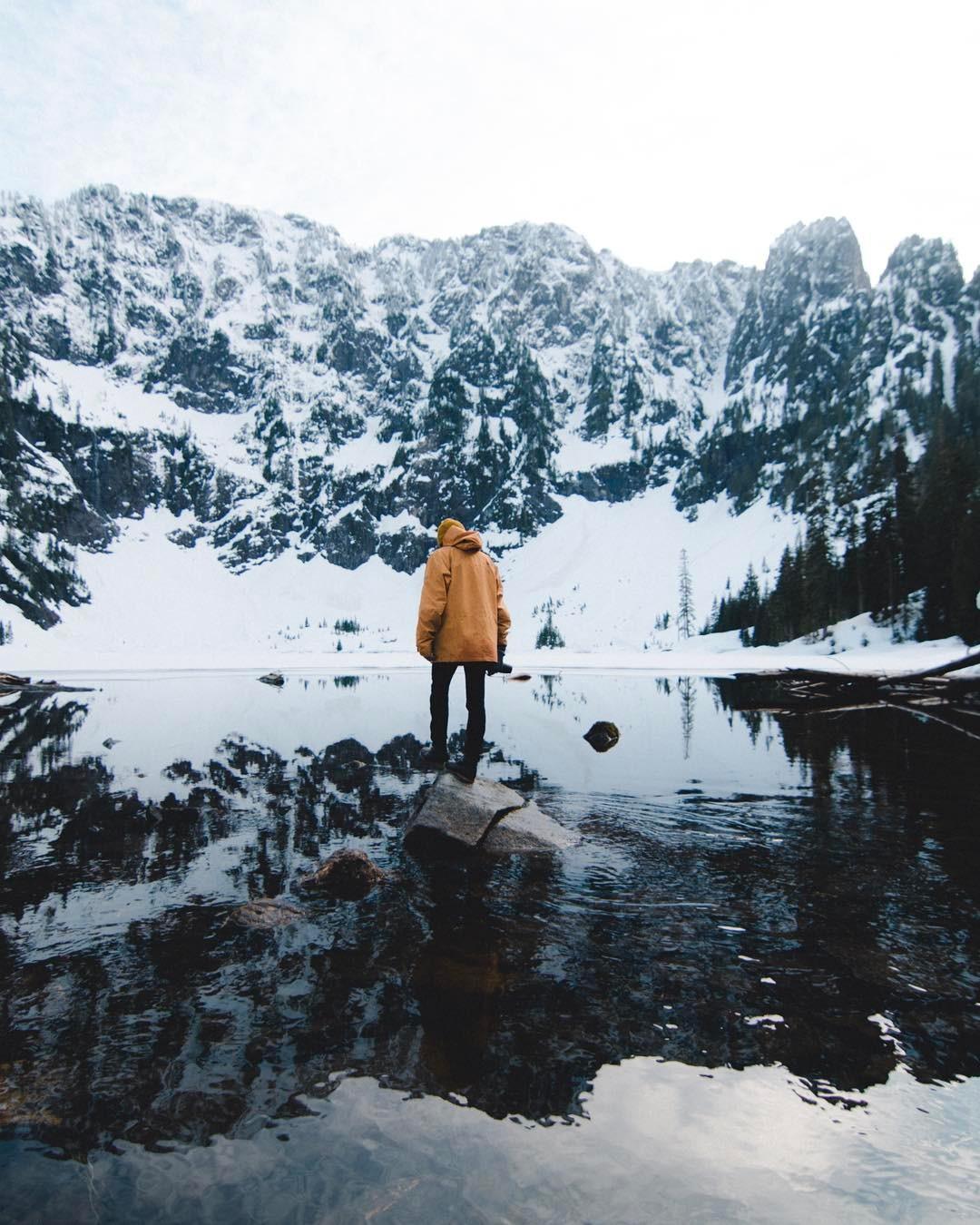 Потрясающие фотографии из путешествий Кендалла Мартина