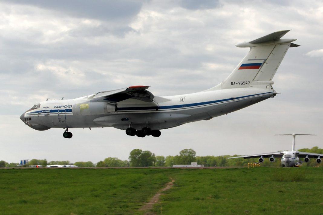 Самый большой пожарный самолет в мире
