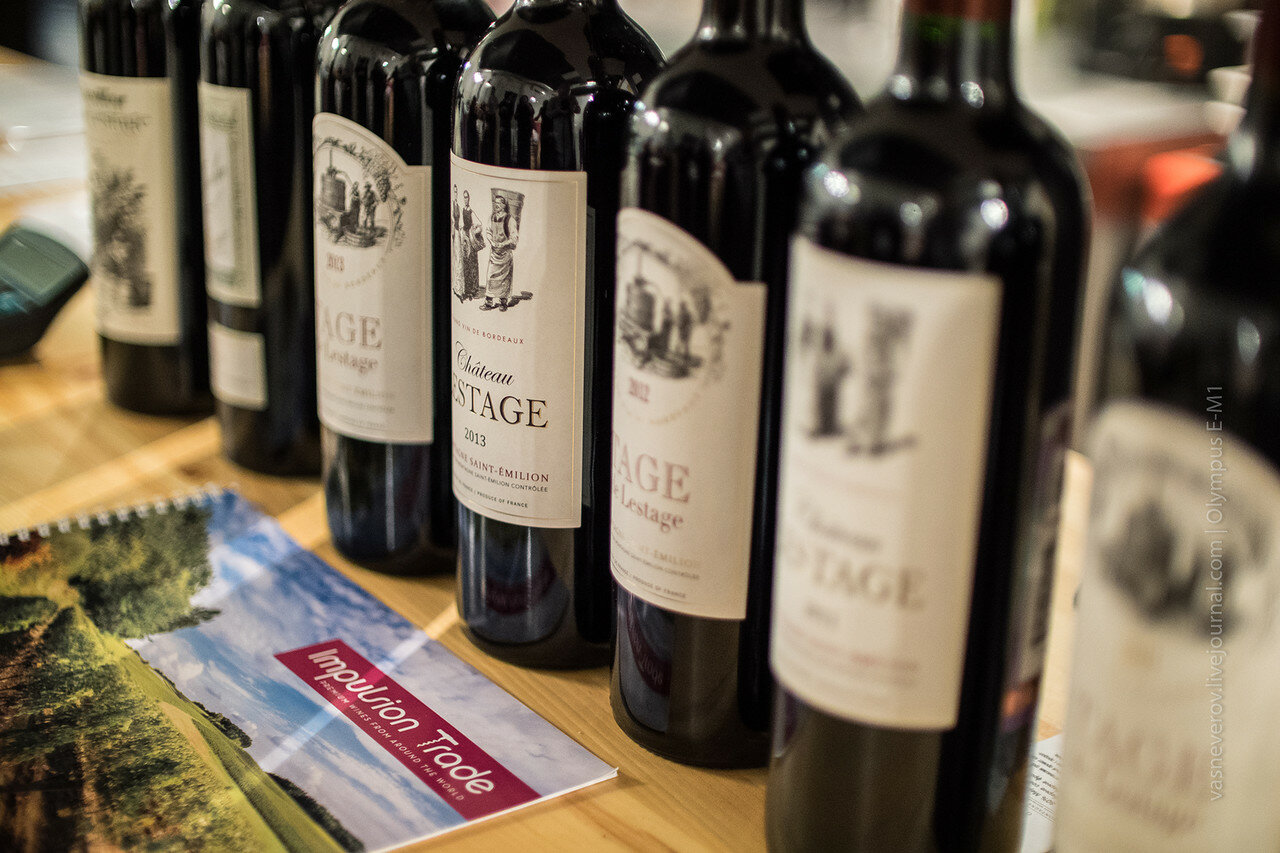 вино лестаж франция